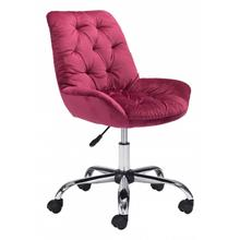 See Details - Loft Office Chair Red