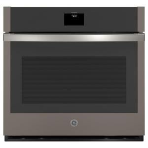 "GE® 30"" Smart Built-In Self-Clean Convection Single Wall Oven with Never Scrub Racks Product Image"