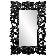 View Product - Augustus Mirror - Glossy Black