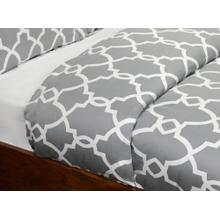 MetroTerrace GrayKgDuvet108x94