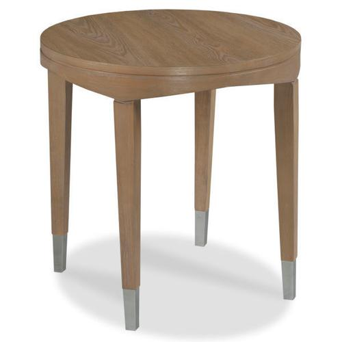 Fairfield - Crescent Round Accent Table