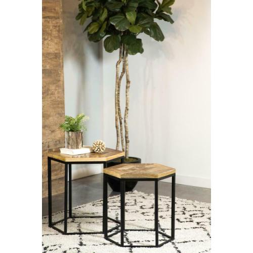 2pc Nesting Table