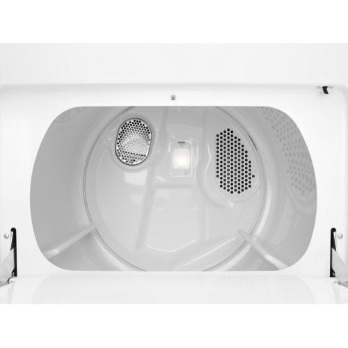 Whirlpool - 7.0 cu.ft Top Load Gas Dryer with Wrinkle Shield™ Plus