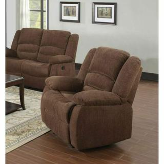 ACME Bailey Rocker Recliner - 51027 - Dark Brown Chenille