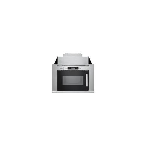 Product Image - 0.8 cu. ft. Space-Saving Microwave Hood Combination