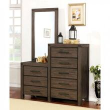 See Details - Rexburg 8-drawer Dresser Mirror
