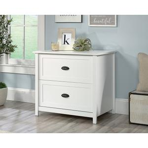 Sauder2-Drawer Lateral File Cabinet in Soft White