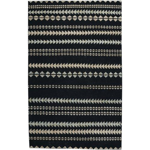 Viking Stripe Kettle Bone - Rectangle - 5' x 8'