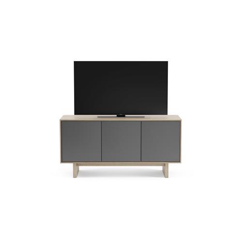 BDI Furniture - Octave 8377GFL Media Console in Drift Oak