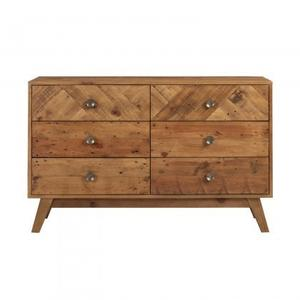 Laval Bedroom Dresser Natural Finish