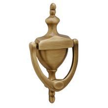 View Product - Door Accessories  Door Knocker - Antique Brass