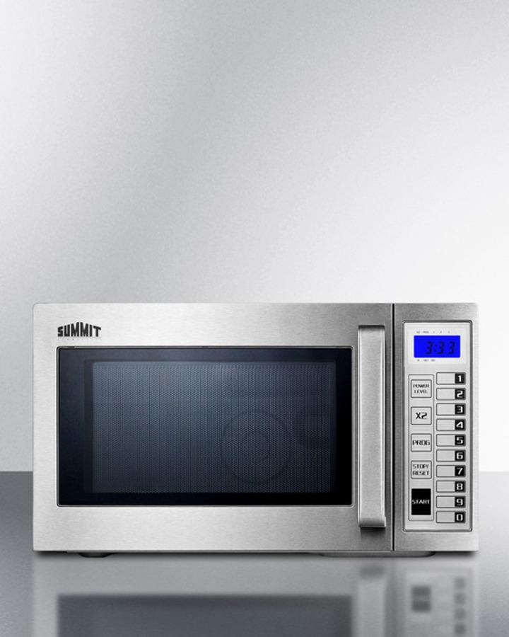 SummitCommercial Microwave