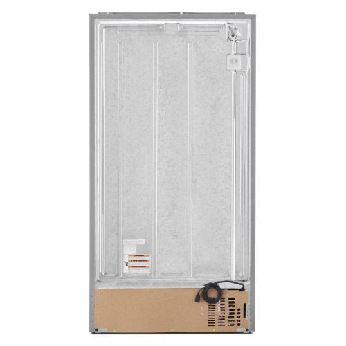 Maytag - 36-Inch Wide Side-by-Side Refrigerator - 25 cu. ft.