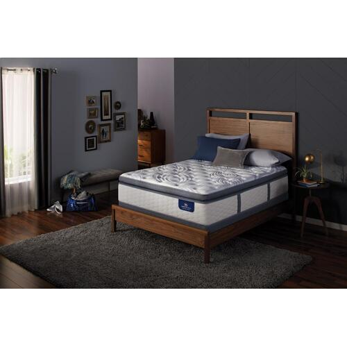 Perfect Sleeper - Elite - Haddonfield - Super Pillow Top - Plush - Twin