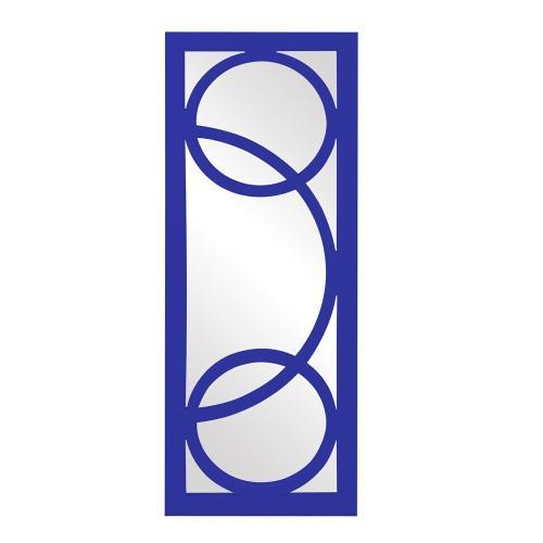 Howard Elliott - Dynasty Mirror - Glossy Royal Blue