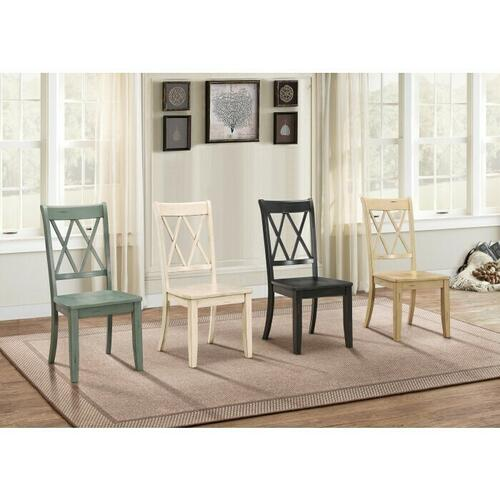 Gallery - Side Chair, Black