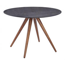 Grapeland Heights Dining Table Wal & Blk