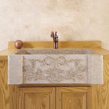See Details - Versailles Farmhouse Sink
