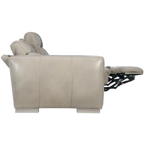 Bernhardt - Elba Power Motion Left Arm Loveseat