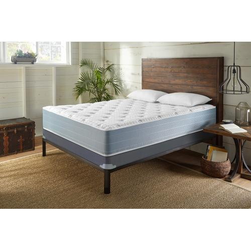 "American Bedding 13"" Firm Tight Top Mattress, California King"