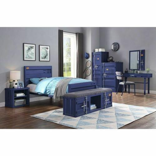 ACME Cargo Twin Bed - 35930T - Blue