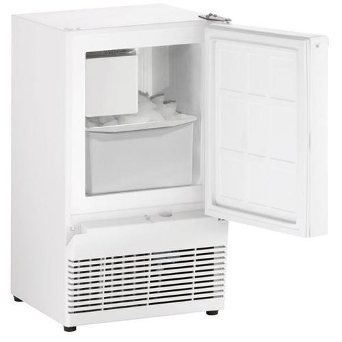 "Gallery - Bi95 14"" Crescent Ice Maker With White Solid Finish (115 V/60 Hz Volts /60 Hz Hz)"