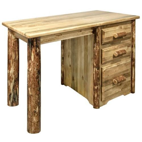 Montana Woodworks - Glacier Country Collection Office Desk