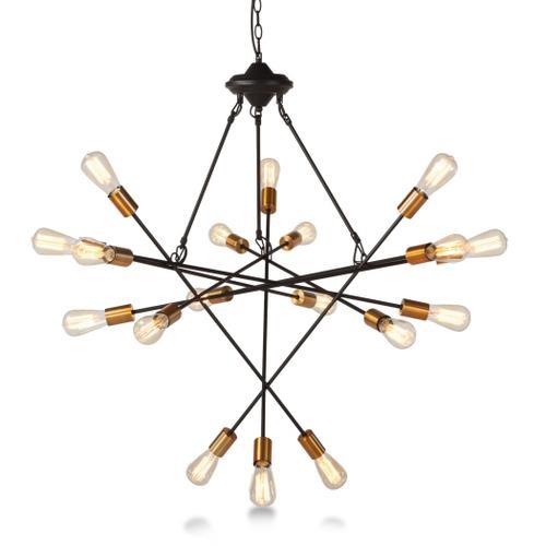 Luminaire Sputnik Multi-Light Chandelier