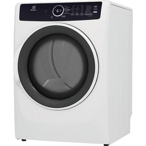Electrolux - Front Load Perfect Steam™ Gas Dryer with Instant Refresh - 8.0 Cu. Ft.