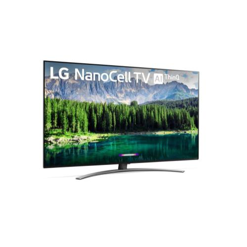 LG NanoCell 86 Series 4K 55 inch Class Smart UHD NanoCell TV w/ AI ThinQ® (54.6'' Diag)
