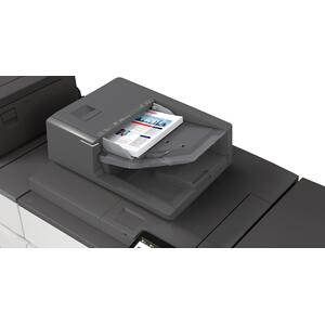 75/70 ppm B&W and Color networked digital MFP