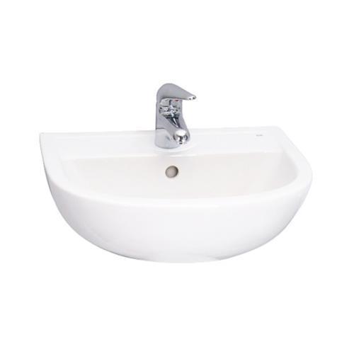 "Compact 545 Wall-Hung Basin - 8"" Widespread"