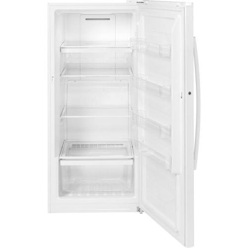 Gallery - GE® 14.1 Cu. Ft. Frost-Free Garage Ready Upright Freezer