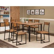 Adler 7pc Dining Set