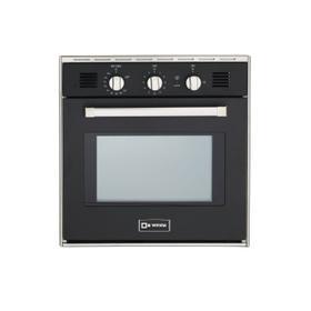 "Verona 24"" Gas Wall Oven-Black"