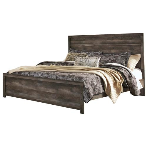 Wynnlow King Bed