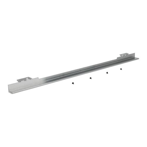 "Maytag - 30"" Warming Drawer Heat Deflector, Black/Stainless Steel"