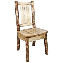 See Details - Glacier Country Collection Dining Side Chair