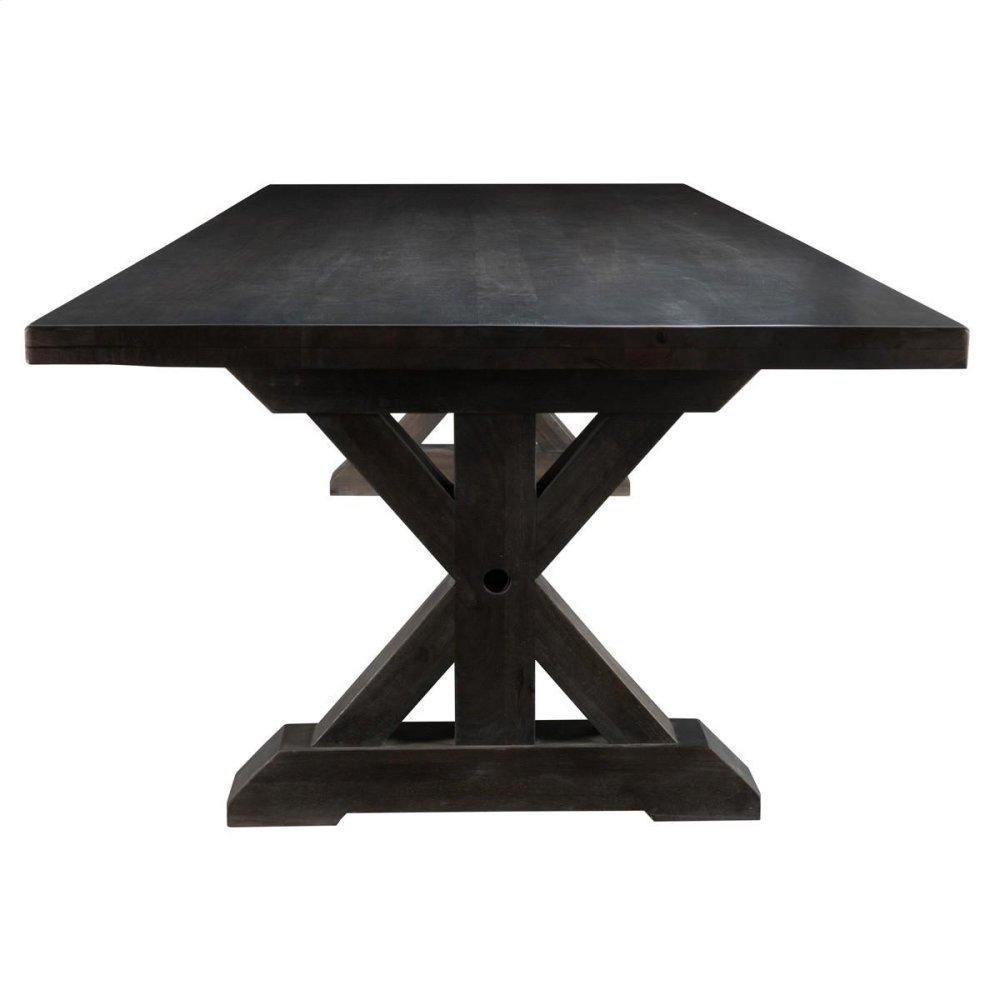 """Mills Dining Table 108"""""""