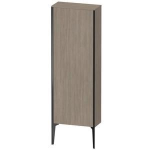 Duravit - Semi-tall Cabinet Floorstanding, Pine Silver (decor)