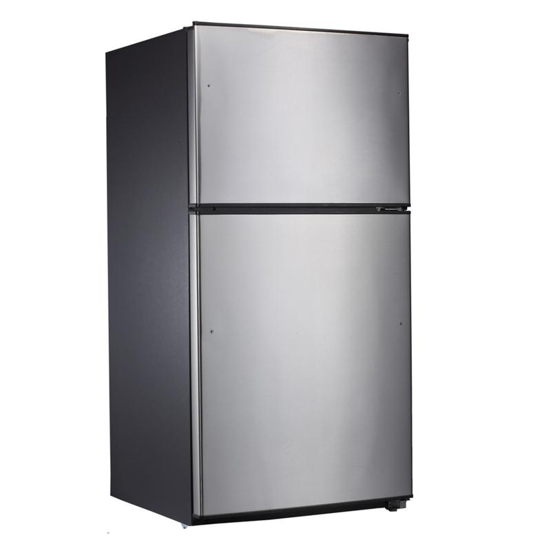View Product - 21 Cu. Ft. Top Mount Refrigerator