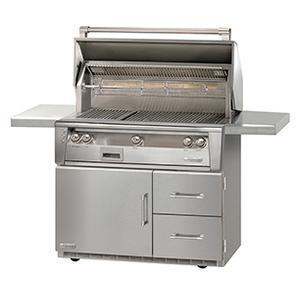 "Alfresco42"" AXLE Refrigerated Cart Model"