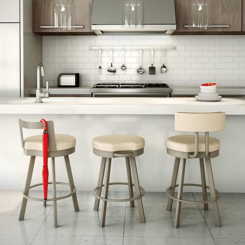 Barry Swivel Stool