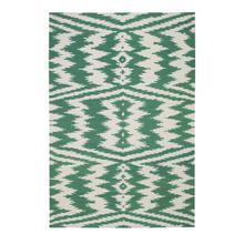 Uzbek Emerald Flat Woven Rugs