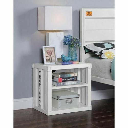 Acme Furniture Inc - Cargo Nightstand