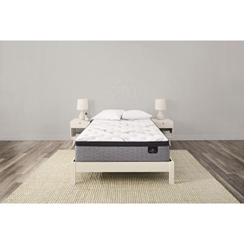 Perfect Sleeper - Elite - Trelleburg II - Plush - Pillow Top - Twin