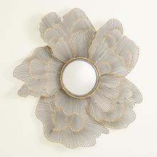 See Details - Iron Poppy Mirror