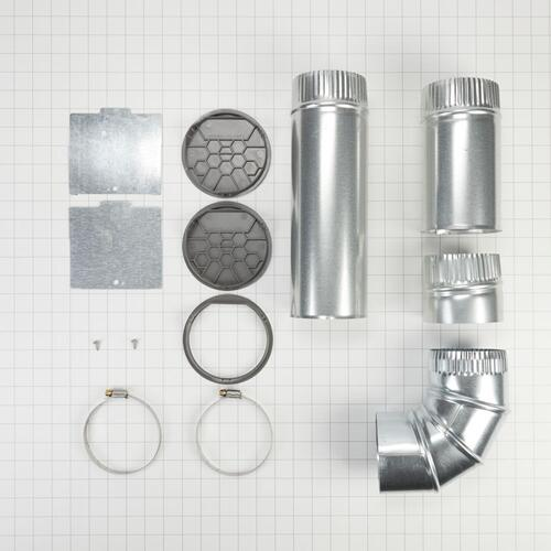 Whirlpool - Dryer 4-Way Vent Kit