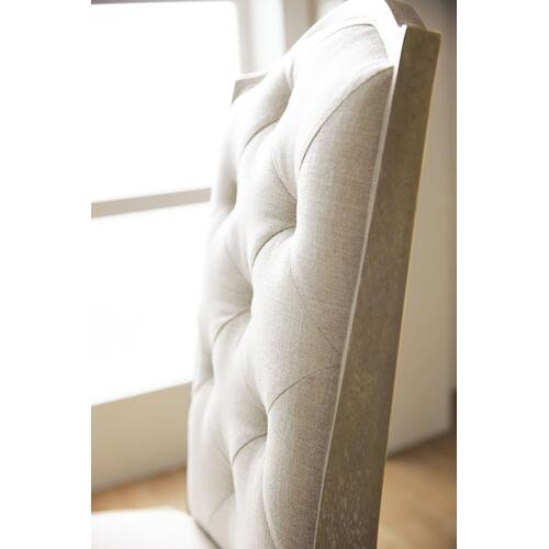 Dining Room Modern Romance Upholstered Side Chair - 2 per carton/price ea