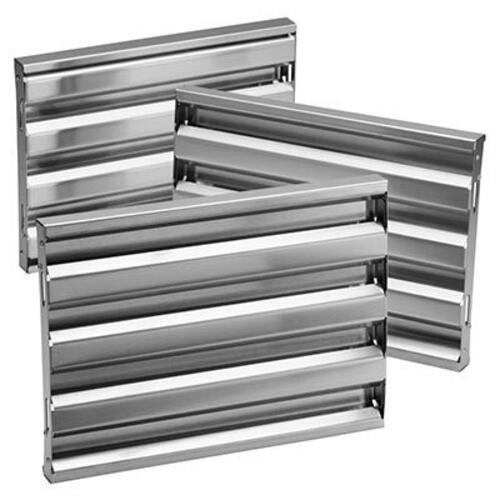 """Broan - Optional Baffle Filter Kit for 33"""" Pro-Style Insert, in Stainless Steel"""
